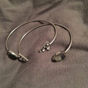 Chloe + Isabel Jewelry - Northern lights cuff bracelets